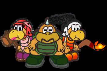 KoopelliSiblings