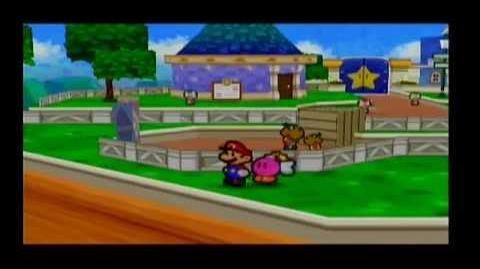 Log Skip Explanation - Paper Mario