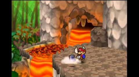 Paper Mario Chapter 5 - Raphael Skip (Works on english jp)
