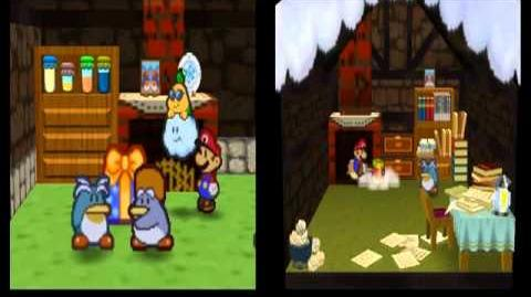 Paper Mario 64 Glitch - Chapter 7