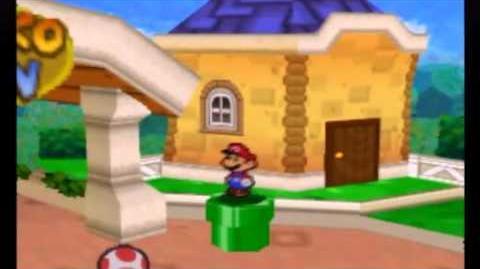 Luigi skip