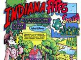 Indiana Pipps all'inseguimento della stella verde