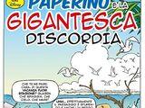 Paperino e la gigantesca discordia