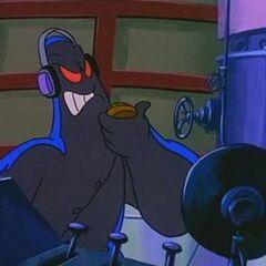 Macchia Nera nella serie