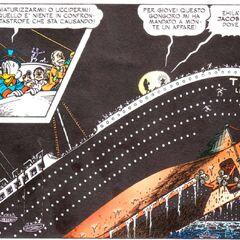 Paperone vs il Titanic
