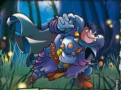 Gambadilegno Wizard of Mickey 02