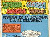 Paperin de la Scalogna e il re dell'arena