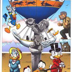 Illustrazione di Don Rosa per