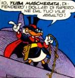 Tuba Mascherata