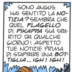 Alessandro Barbucci, 1997.