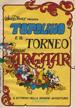 Topolino e il torneo dell'Argaar2