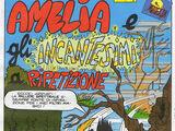 Amelia e gli incantesimi a ripetizione