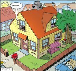 Casa di topolino