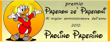 Premio paperone