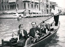Walt Disney in Venice