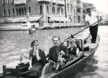 Walt Disney in Venice