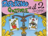Paperino, Gastone e il 2 di coppe
