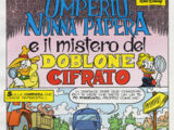 Umperio, Nonna Papera e il mistero del doblone cifrato