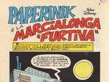 "Paperinik e la marcialonga ""furtiva"""