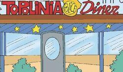 Topolinia Police Diner