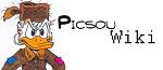 Picsou Wiki (secondo logo)