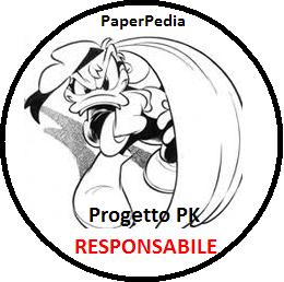 Distintivo Progetto PK