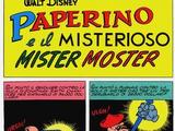 Paperino e il misterioso Mister Moster