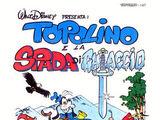 Topolino e la Spada di Ghiaccio