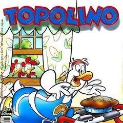 Copertina Topolino 2407 dell'autore