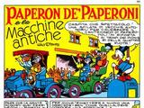 Zio Paperone e le macchine antiche
