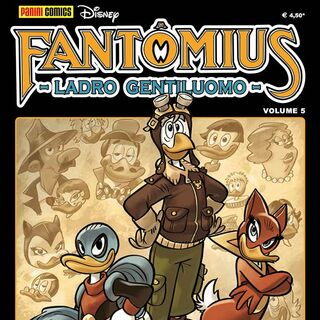 Fantomius Vol. 5