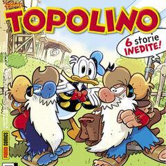 Copertina Topolino 3259 dell'autore