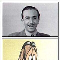 Il confronto tra Walt Disney e Macchia Nera.