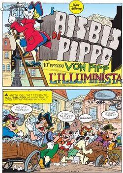 Von Pipp L'illuminista