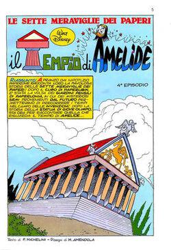Il tempio di Amelide