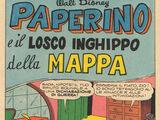 Paperino e il losco inghippo della mappa