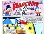 Paperino e la spina di Zio Paperone