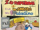 Zio Paperone e la lampada del paladino
