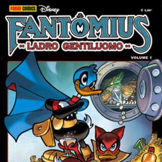 Fantomius Vol. 1