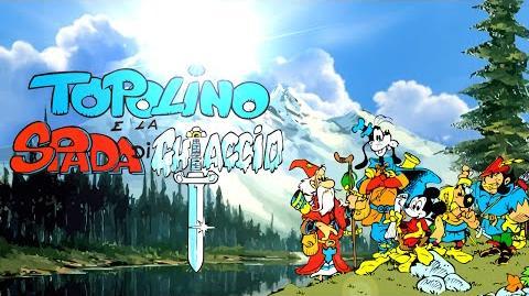 Topolino e la Spada di Ghiaccio - Capitolo I-0