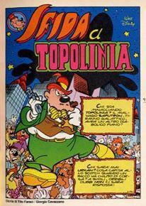 Sfida a Topolinia