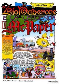Zio Paperone e la leggenda di McPaper
