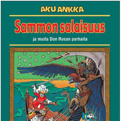 Illustrazione per una rivista finlandese, ispirata ad un quadro di <i>Akseli Gallen-Kallela</i> del 1896.