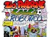 Zio Paperone e il calcio robotico