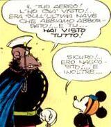 Pirata Orango intero