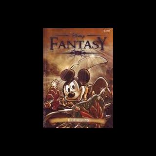 Primo volume della collana Disney Fantasy, in cui sono contenute le Fantaleggende