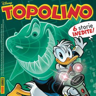 Cover di Topolino 3260 dell'autrice dedicata alla storia <a href=