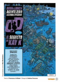 Agente Zero - Il segreto di Kay K