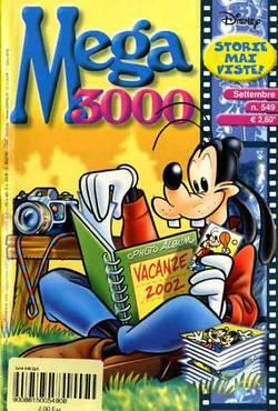 DISNEY MEGA3000 549