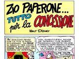 Zio Paperone - Tutto per la concessione